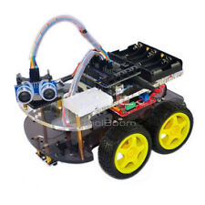 Haitronic 4WD Robot Smart Car DIY Electronic Construction Kit