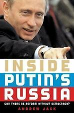 Inside Putin's Russia: Can There Be Reform without Democracy?-ExLibrary