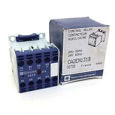 Control Relay CA2EN131B Telemecanique 24VAC 08708 CA2-EN-131-B