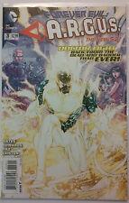 Forever Evil: A.R.G.U.S. #3 (February 2014, DC) NM