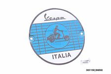 Vespa rider Italia badge Vespa Super Sprint Rally VBA VBB ACMA GS SS GT LX GTS