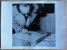 JEAN*COCTEAU*ART*PHOTO*2*RARE*CREATION*LITHOGRAPHIE*1959*DALI*VINTAGE*COLLECTOR*