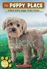Lucky (The Puppy Place #15) by Miles, Ellen