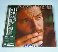 BRUCE SPRINGSTEEN The Wild, The Innocent & The E Street  JAPAN mini LP CD new ss