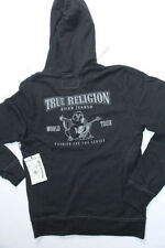 New True Religion Hoodie Black  Big Buddha Jacket XLarge XL