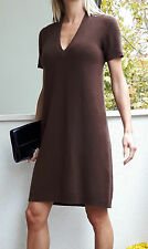 MAX MARA Wool 100% CASHMERE Knitted dress  size M, NEW ARRIVALS!!!
