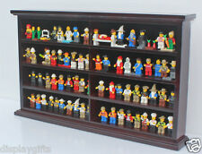 Kid-Safe Lego/Minecraft Minifigure Display Case Wall Cabinet Stand, LG-MH07-MA
