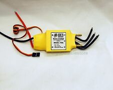 076B: 70A Water Cooling Brushless ESC w/Reverse for RC Racing Boat ,AquaCraft