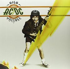 "AC/DC - HIGH VOLTAGE - 12"" LP - Mint / New - 180 G VINYL PRESSING - REMASTERED"