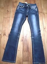 Grace In LA Jeans Easy Fit Size 28 Inseam 33.5 Jeans NWT