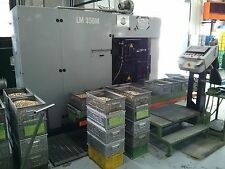 Metal degreasing machine ,  metal cleaning machine LM350M