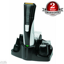 Remington PG350 Precision Deluxe Rechargeable 8-in-1 Grooming Kit