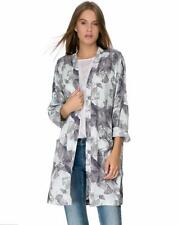 Brand New SELECTED FEMME Kabogi Loose Blazer/Tunic, Grey Size UK 14  B43