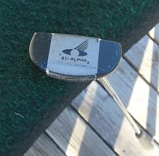Never Compromise Z/1 Alpha 2 Mallet Putter New Grip
