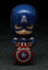 NENDOROID CAPTAIN AMERICA ACTION FIGURE TOY STATUE 618 MARVEL AVENGERS CIVIL WAR