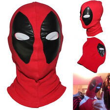 Deadpool Mask Cosplay Halloween Dekoration Masken Prop Kopfbedeckungen SE