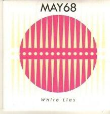 (CN872) May 68, White Lies - 2011 DJ CD