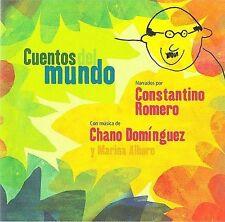 DOMINGUEZ,CHANO-Cuentos Del Mundo CD NEW