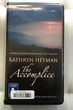The Accomplice by Kathryn Heyman: Unabridged Cassette Audiobook (H1)