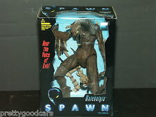 "MCFARLANE TOYS - SPAWN ""THE MOVIE"" MALEBOLGIA DELUXE ACTION FIGURE MIB"