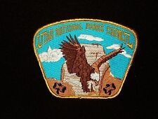 BOY SCOUT   UTAH NATIONAL PARKS COUNCIL  SA26:3   WOODBADGE  EAGLE PATROL