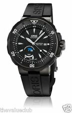 BRAND NEW Oris ProDiver Hirondelle Limited Edition Watch 01 667 7645 7294-Set
