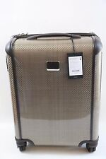 TUMI Tegra-Lite Continental Carry-On Style 28821  RETAIL $645