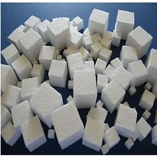 Polystyrene Cubes 10~40mm Pack of 100