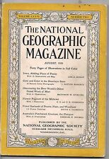 national geographic-AUG 1939-AUSTRALIA'S PATCHWORK CREATURE,THE PLATYPUS.