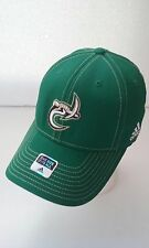 UNC-Charlotte 49ers Flex Fit Cap Green Gold New NCAA Conference USA adidas