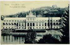Cartolina Formato Piccolo - Torino - Esposizione 1911 - Padiglione Del Belgio No