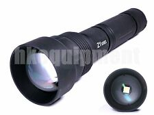 JAX Z1 Cree XHP50 Zoomable 2400lm 8 Modes Flashlight
