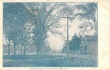1907 Store & Post Office? The Square East Chatham NY post card Columbia County