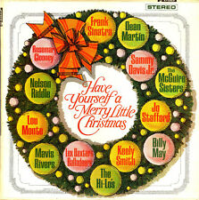 Have Yourself a Merry Little Christmas - Warner Bros LP - Various artists