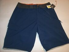 NEW Quiksilver BOARDSHORTS Board swim shorts teal blue sz 30 INDO