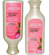Jason Long Strong Jojoba Shampoo Conditioner