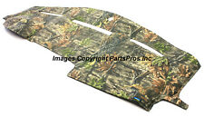 NEW SuperFlage Camouflage Camo Tailored Dash Mat Cover / 2010-13 DODGE RAM TRUCK