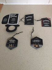 5 Different Jack Daniels  Bottle Tags  New