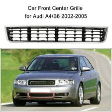 Car Front Lower Bumper Center Grille for Audi A4/B6 2002-2005