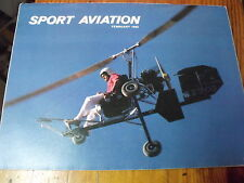 ?µ µ? Revue Sport Aviation 02/1982 Skybolt Tony's Falco KB-2 Gyroplane Dragonfly