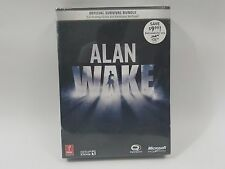 NEW Alan Wake (Limited Collector's Edition) - Xbox 360