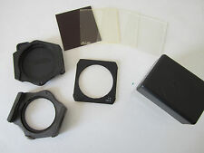Cokin Filter Lens and Holder, A.060, A.084, A.086, A.005, A092 D2