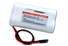 Tenergy Li-Ion 18650 7.4V 2200mAh Rechargeable Battery w/ PCB
