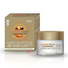 Farmona Amberray Advance Age Protector SPF30 Whitening-Smoothing Day Cream 50ml