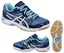 BN WOMENS SIZE US10 ASICS GEL-ROCKET INDOOR NETBALL VOLLEYBALL COURT SHOES B455N