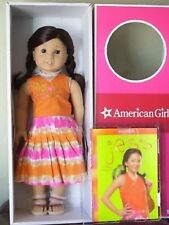 New American Girl of the Year doll Jess wearing adorable outfit Retired NIB box