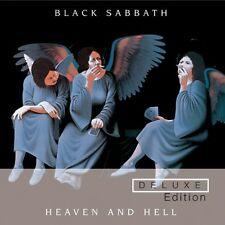 Heaven & Hell-Deluxe Edition (2cd) - Black Sabbath (2010, CD NEUF)