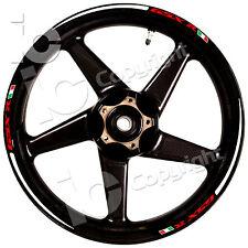 Kit Adesivi Ruote Suzuki GSX R 600 Gsx R 1000 Gixxer Racing Pista Stickers