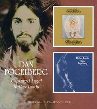Dan Fogelberg - Captured Angel / Nether Lands [New CD] UK - Import