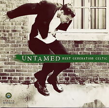 UNTAMED - Next Generation Celtic - Various Artists  **NEW CD**